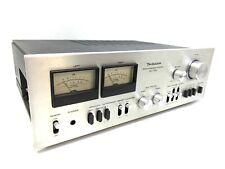 TECHNICS SU-7700 Stereo Integrated Amplifier 100Watts RMS Vintage 1976 Good Look