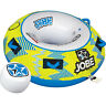 Jobe Crusher 1 Person Towable Ski Tube Inflatable Biscuit Boat Ride