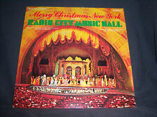 Continental CR-1004 Merry Christmas New York - from the Radio City Music Hall
