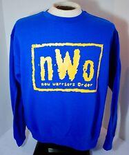 NWO New Warriors Order Men Sweatshirt Crewneck