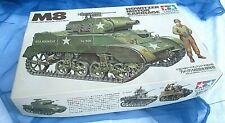*modellbau panzer tamiya m8 nr 35110-900 1:35
