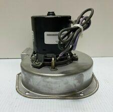 FASCO 7021-9656 Draft Inducer Blower Motor Assembly Type U21B 8981 used #M499