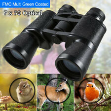 High Power Binoculars, 7 X 50 Binocular for Adults with BAK Prism FMC Lens NEW