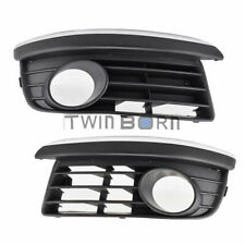 For Volkswagen VW  Jetta/Bora Mk5 Lower Bumper Grill Insert W/ Chrome Trim