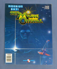 "Moebius Bati ""The Magic Crystal"" Graphic Novel Comic Book - Near Mint"