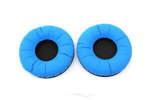 Sennheiser HD25 Blue Synthetic Leather Pads Earpads Set