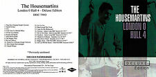 THE HOUSEMARTINS London 0 Hull 4 UK 34-trk numbered/watermarked promo test 2-CD