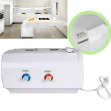 8L 110V  tank Electric Hot Water Heater For Household Bathroom Kitchen From USA