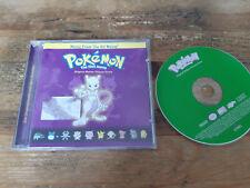 CD OST John Loeffler - Pokemon : First Movie / Org Score (14 Song) KOCH NINTENDO
