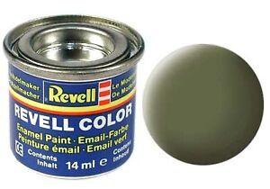Revell 32168 dunkelgrün, matt RAF 14 ml