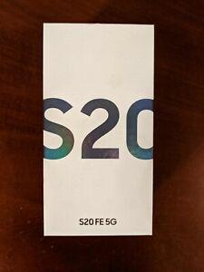 """Samsung Galaxy S20 FE 5G 6.5"""" 128GB"""
