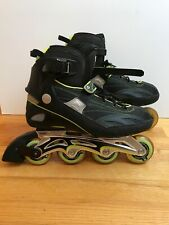 Scorpion In-Line Skate Us Men's Sz.11 Hyper 80 Mm 78A Workout Fitness Abec 7