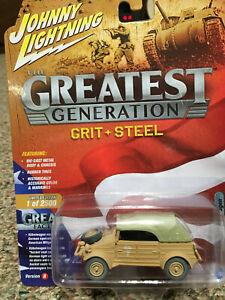 Series Collectibles, Metals Die Cast Greatest Generation WWII German Kubelwagen