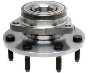 Wheel Bearing and Hub Assembly-R-Line Front Raybestos 715022