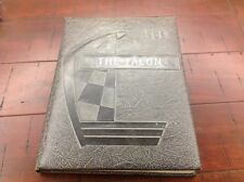 1959 Seagraves ISD High School Yearbook, Seagraves, Texas, The Talon, Vintage
