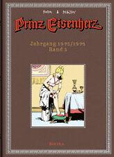 Prinz Eisenherz, BOCOLA Verlag, Foster & Murphy-Jahre, Band 3, Jg. 1975/1976