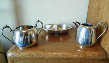 Antique Silver Plate Serving Pieces