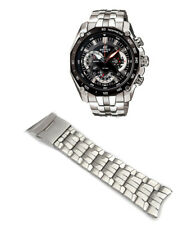 Wrist Watch Band New Suitable For casio edifice EF-550D-7AV, EF-550D-1AV Band