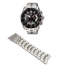 Relojes pulsera nuevo adecuado para Casio Edifice ef-550d-7av, ef-550d-1av Band