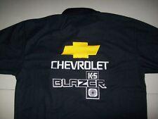 NEU CHEVROLET BLAZER K5 Poloshirt schwarz polo shirt blouse camisa chemise