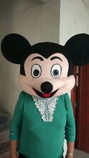 Mickey Mouse Mascot Costume (Only Head ) Halloween Cosplay Party Dressing Outfit