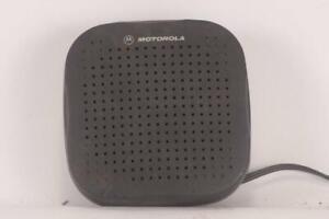 Motorola HSN4039A  External Mobile Radio Speaker