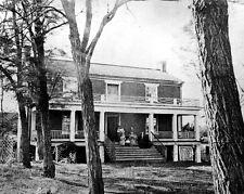 New 8x10 Civil War Photo: Wilmer McLean Surrender House at Appomattox, Virginia