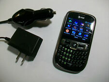 GOOD!!! ZTE Altair z431 Camera QWERTY Global GSM Bluetooth Video AT&T Cell Phone