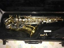 King Empire Alto Saxophone w/ Case-Terrific Shape-Why rent and pay more?