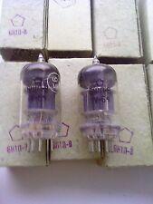 6N1P-V 6Н1П-В~ECC80 ~6DJ8 ~6922 Russian Tubes  NOS Same Data Code 1964
