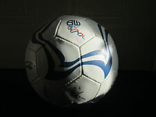 Bolton Wanderers 2013-2014 Squad Signed Football Football League Trust Letter