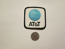 NEW UNUSED VINTAGE AT&T PHONE COMPANY ADVERTISING PATCH OLD SCHOOL BELL SOUTH