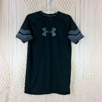 Under Armour Heatgear Pro Compression Shirt Youth Boys Size XL Slightly Used