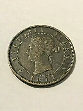 1871 Canada Prince Edward Island 1 Cent VF #19947