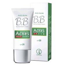 Mentholatum Acnes Medicated Anti-Acne BB Cream SPF20 30g UK