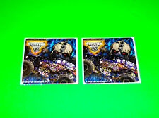 MONSTER JAM GRAVE DIGGER SON OF A DIGGER MONSTER TRUCK STICKERS DECALS
