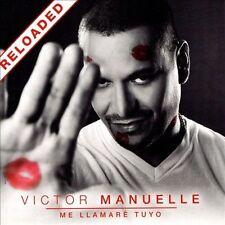 Víctor Manuelle: Me Llamaré Tuyo Reloaded  Audio CD
