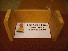 GENUINE Back Brick for Firefox 8 stove -  BACK ONLY