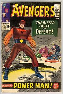 AVENGERS 21 4.0 22 3.0 VG GD HAWKEYE CAP QUICKSILVER SCARLET WITCH NICE PAGES AC