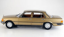 REVELL MERCEDES 450SEL W116 1:18 Gold Color LE 1000pcs Long Sold Out!*Super Rare