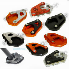 Kickstand Side Stand Enlarger Pad Plate Fit KTM 1050 1090 1190 1290 Adventure R