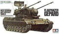 Tamiya Model Kit - German Flakpanzer Gepard Anti Aircraft Tank 1:35 Scale 35099