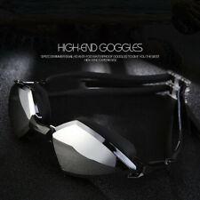 Swimming Glasses Goggles UV Protection Non-Fogging Swim Cap Nose Clip Men&Women