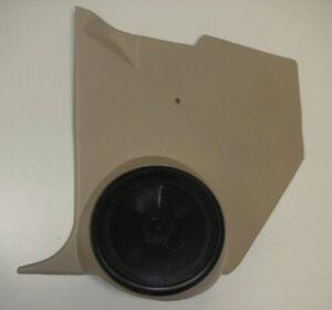 "Chevrolet Chevelle Kick panels w/ 6.5"" speaker pod 1968-1972 ( AC Models)"