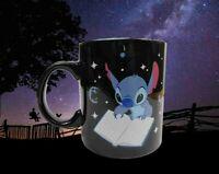 New Disney Lilo & Stitch Out of this world Teacher 20 oz Ceramic Coffee Mug