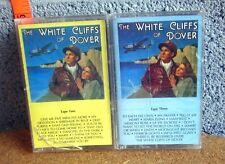WHITE CLIFFS OF DOVER cassette tapes 2 & 3 compilation Ink Spots & Frank Sinatra