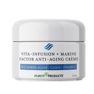 Purity Products VITA-INFUSION + MARINE FACTOR ANTI-AGING CRÈME 2OZ
