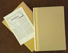 Heritage Press TWICE TOLD TALES Nathaniel Hawthorne SLIPCASE & BROCHURE