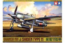 Tamiya 61038 Kawanishi N1K1-Ja Shiden Type 11 1/48