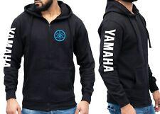 YAMAHA Logo ZIP Hoodie Motorcycle Biker Rider r1 r6 Jacket Jumper Winter Sweater